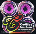 CADILLAC SUGAR MAMAS 66mm 79a Berry