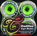 CADILLAC SUGAR MAMAS 66mm 81a Lime