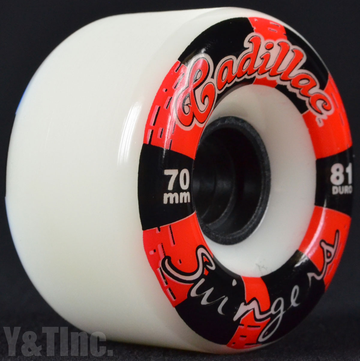 CADILLAC SWINGERS 70mm 81a White 2