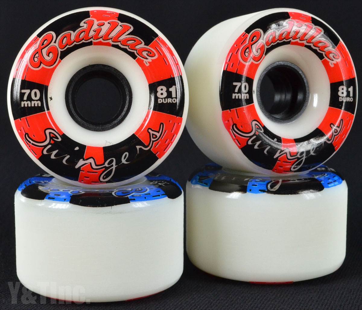 CADILLAC SWINGERS 70mm 81a White 1