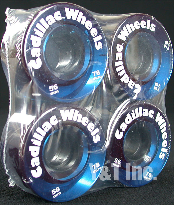 CADILLAC 56mm 78a CLEAR BLUE 1