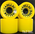 CADILLAC BUTTERS 70mm 80a YELLOW