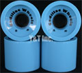 CADILLAC CRUZERS 70mm 80a BLUE