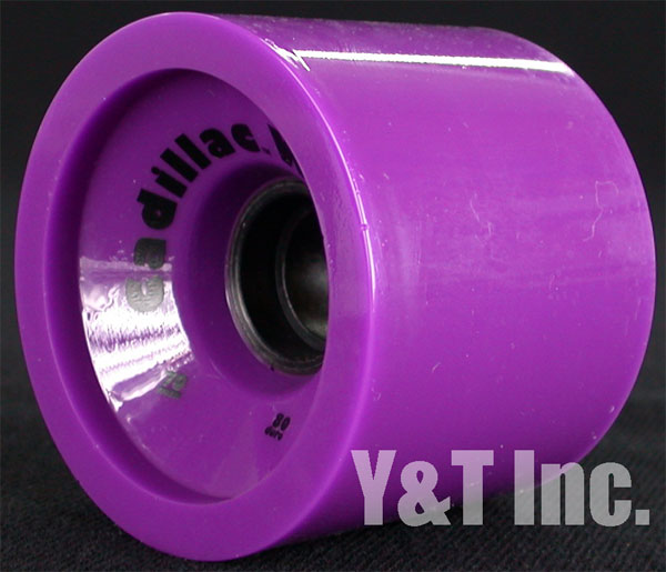 CADILLAC CRUZERS 70mm 80a PURPLE 2