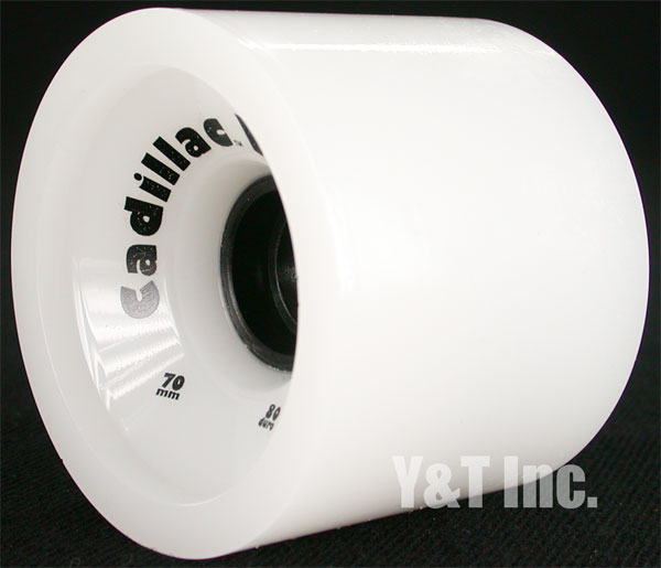 CADILLAC CRUZERS 70mm 80a WHITE 2