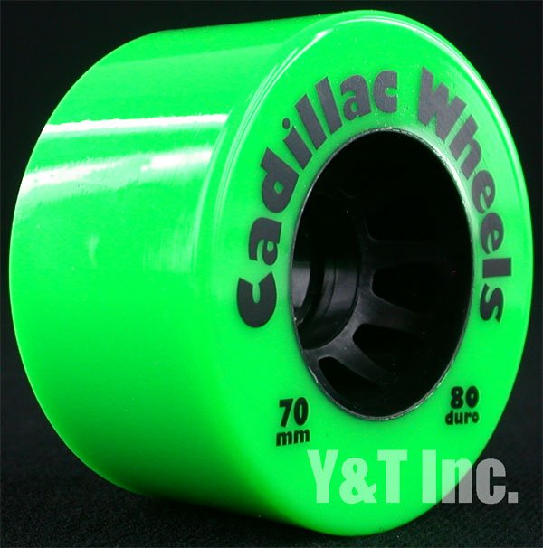 CADILLAC 70mm 80a GREEN 2