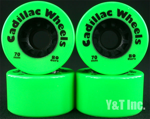 CADILLAC 70mm 80a GREEN 1
