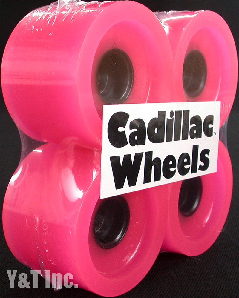CADILLAC CLASSIC TWO 70mm 80a PINK 1