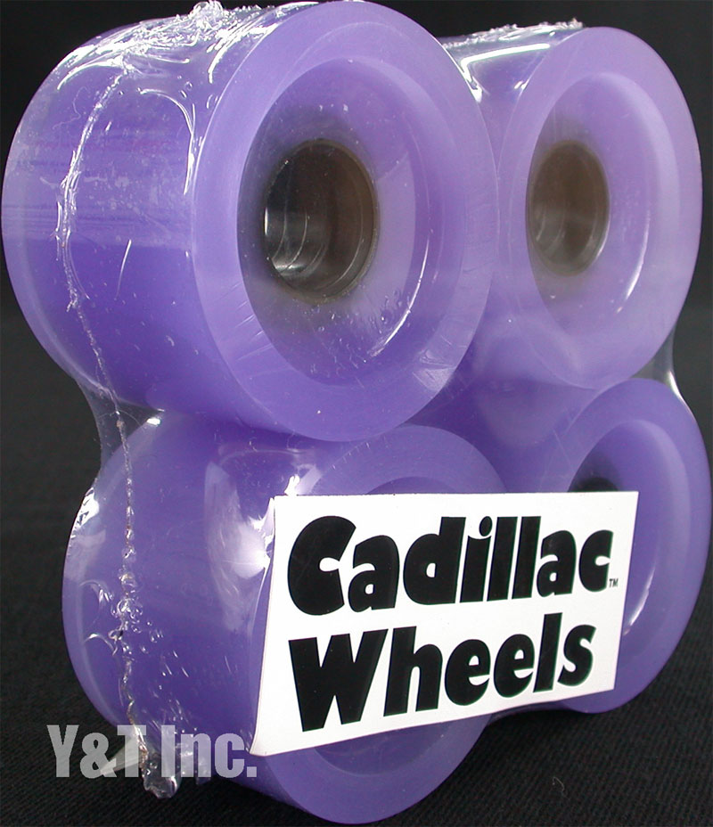 CADILLAC CLASSIC TWO 70mm 80a PURPLE 1