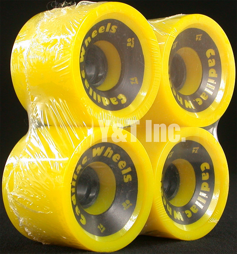 CADILLAC CRUISER 74mm 80a YELLOW 1