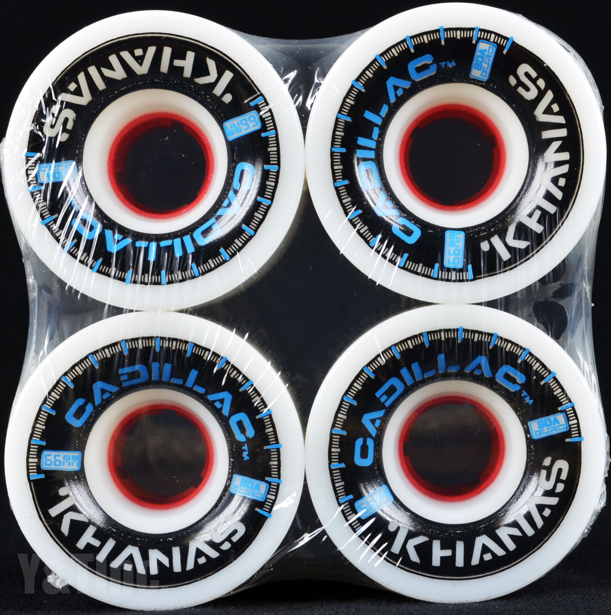 CADILLAC KHANAS 66mm 80a White 1