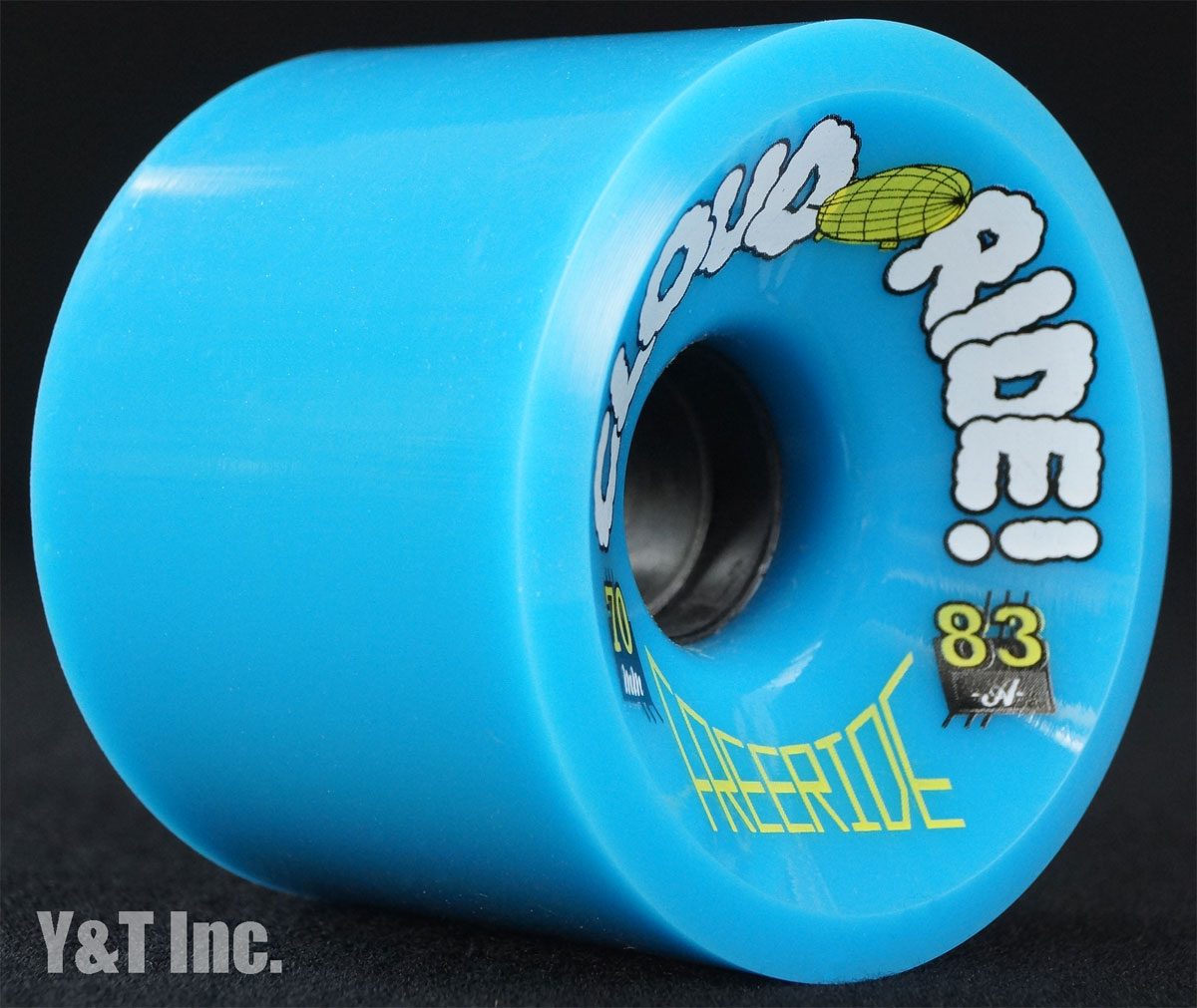 CLOUD RIDE FREERIDE 70mm 83a 2