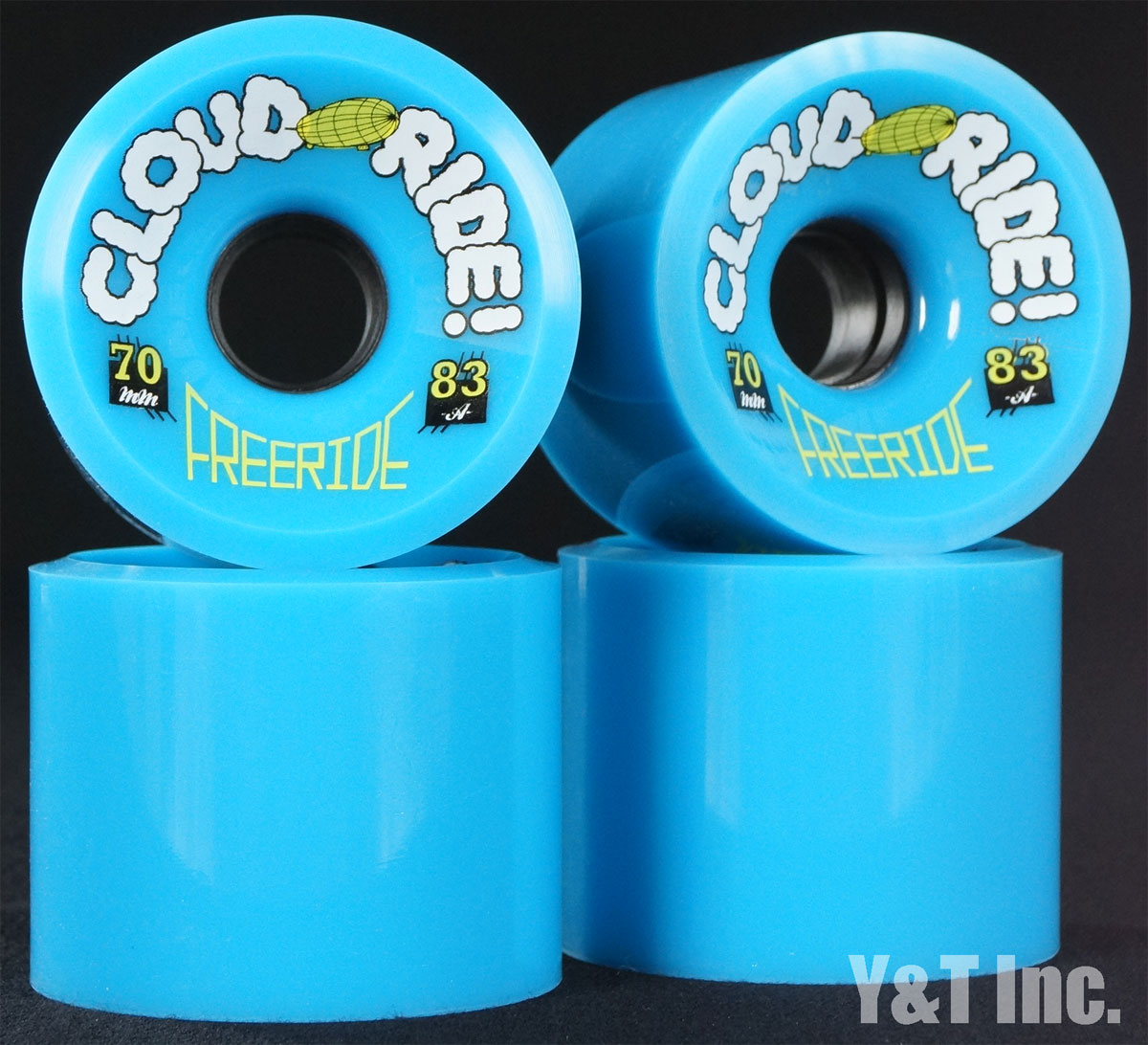 CLOUD RIDE FREERIDE 70mm 83a 1