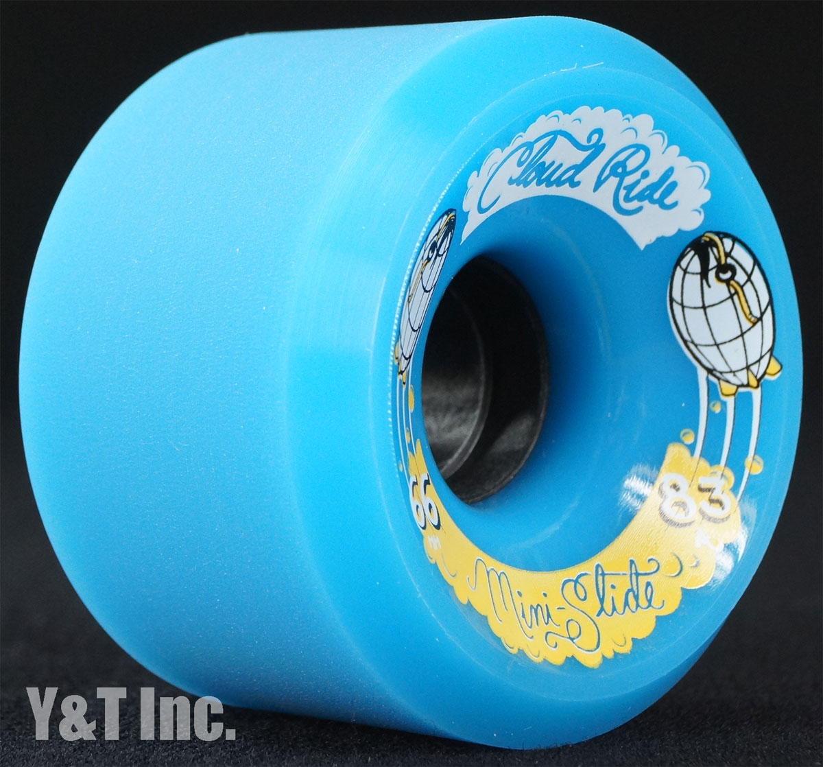 CLOUD RIDE MINI SLIDE 66mm 83a 1