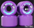CLOUD RIDE MINI SLIDE 66mm 86a