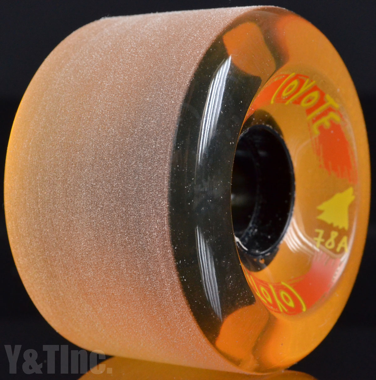 COYOTE 65mm 78a Trans Yellow 2