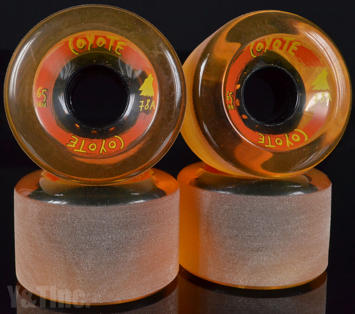 COYOTE 65mm 78a Trans Yellow 1