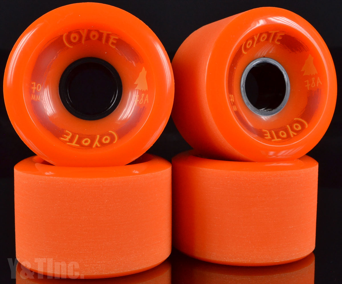 COYOTE 70mm 78a Orange 1