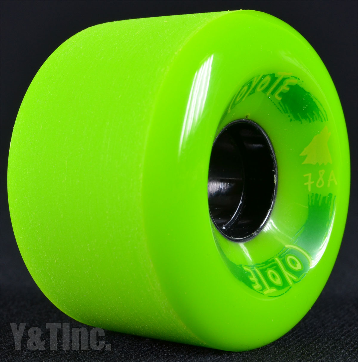 COYOTE 65mm 78a Green 1