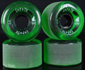 COYOTE 65mm 78a Trans Green