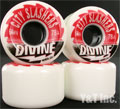 DIVINE CITY SLASHERS 64mm 78a WHITE