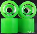 DIVINE ROAD RIPPER 65mm 78a GREEN