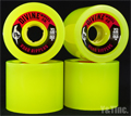 DIVINE ROAD RIPPER 70mm 82a LIME GREEN