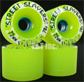 DIVINE STREET SLAYERS 72mm 78a LIME