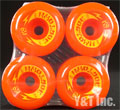 DOGTOWN K9 65mm 86a ORANGE