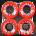 DOGTOWN 57mm 78a RED