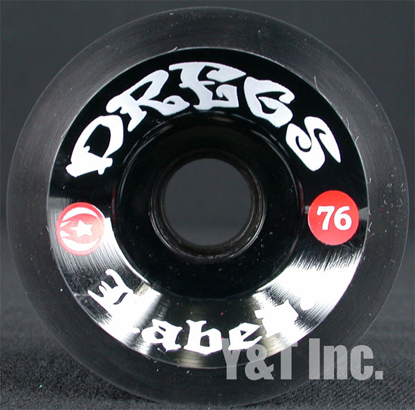 DREGS 76mm 78a BLACK 1