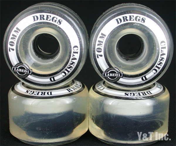 DREGS CLASSIC 70mm 78a CLEAR 1