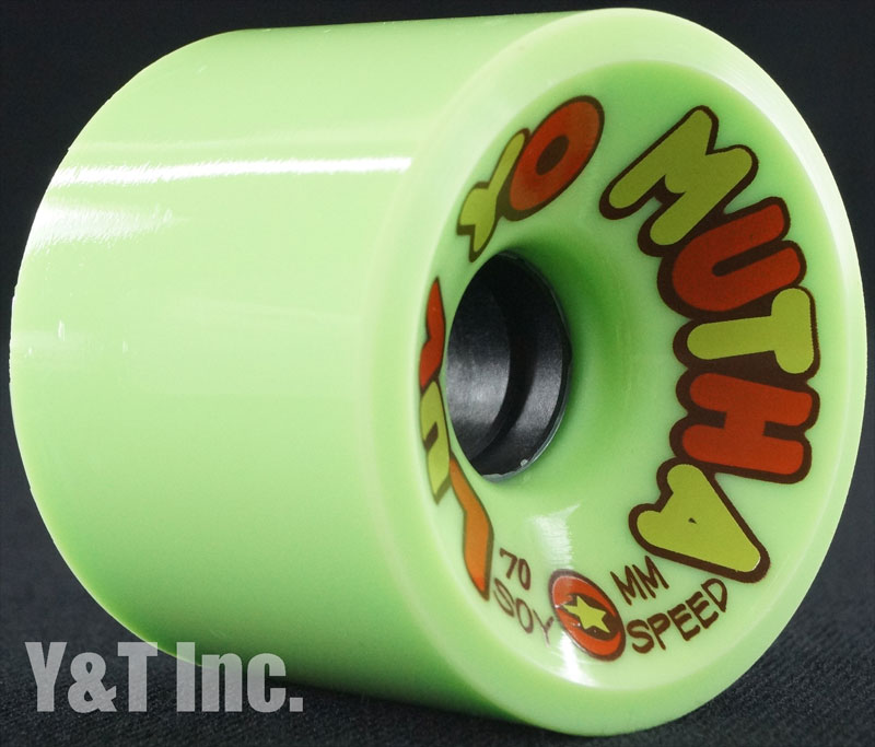 DREGS SOY LOV YO MUTHA 70mm 78a GREEN 2