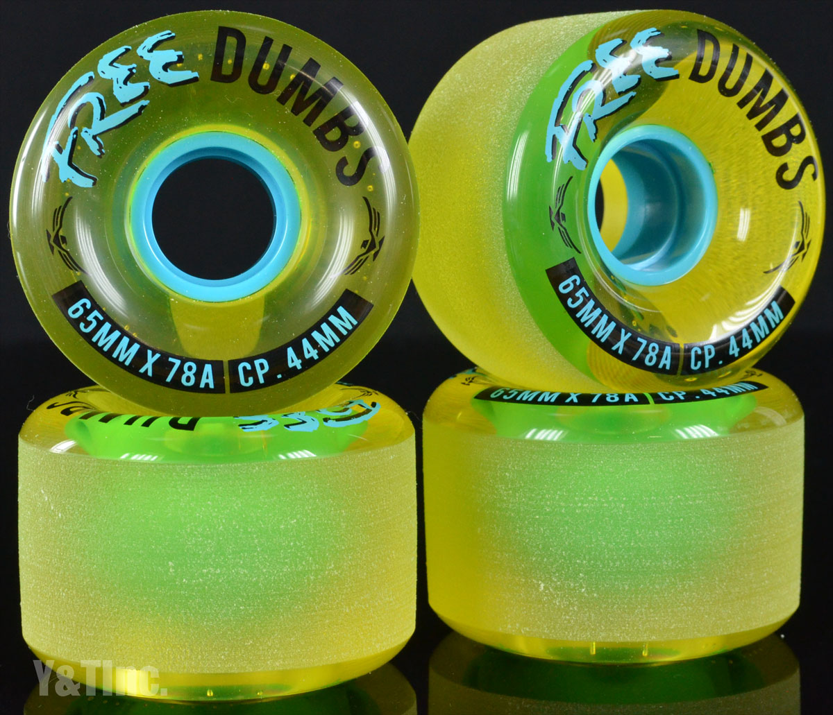 Omen Free Dumbs V2 65mm 78a Gold 1