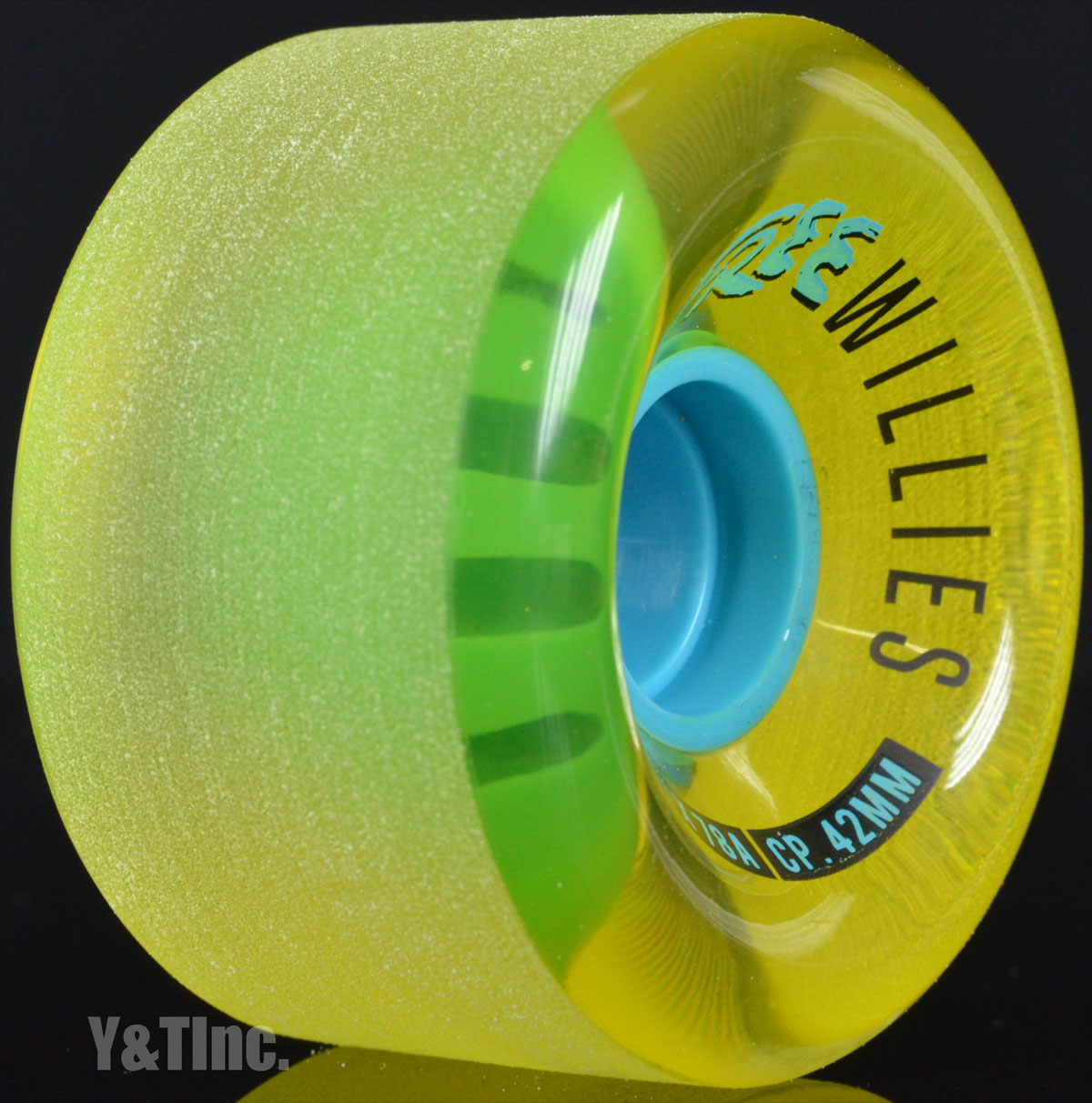 Omen Free Willies V2 69mm 78a Gold 2