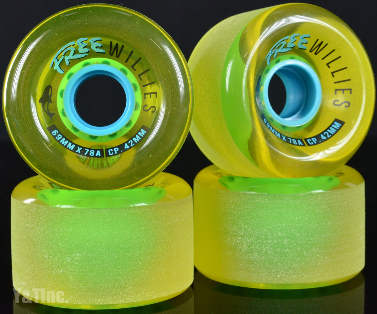 Omen Free Willies V2 69mm 78a Gold 1