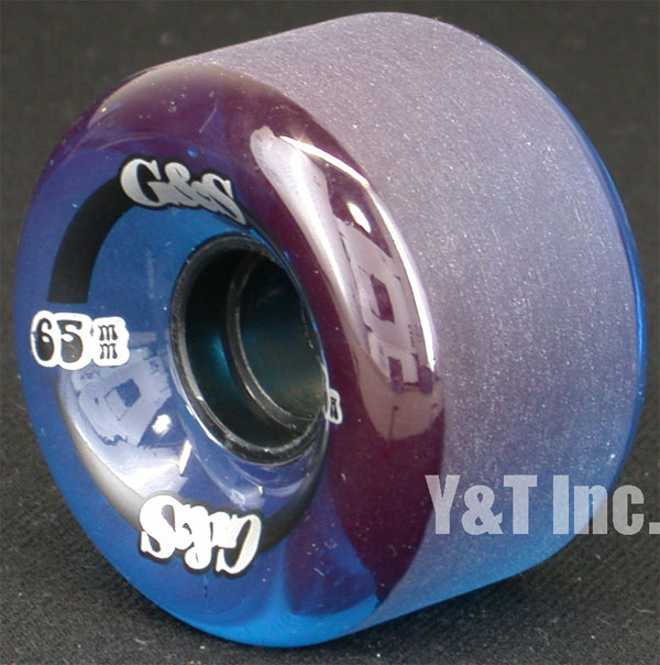 G AND S 65mm 78a CLEAR BLUE 1