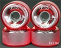 G AND S 65mm 78a CLEAR RED