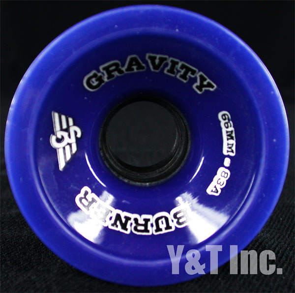 GRAVITY BURNER 66mm 83a BLUE 2