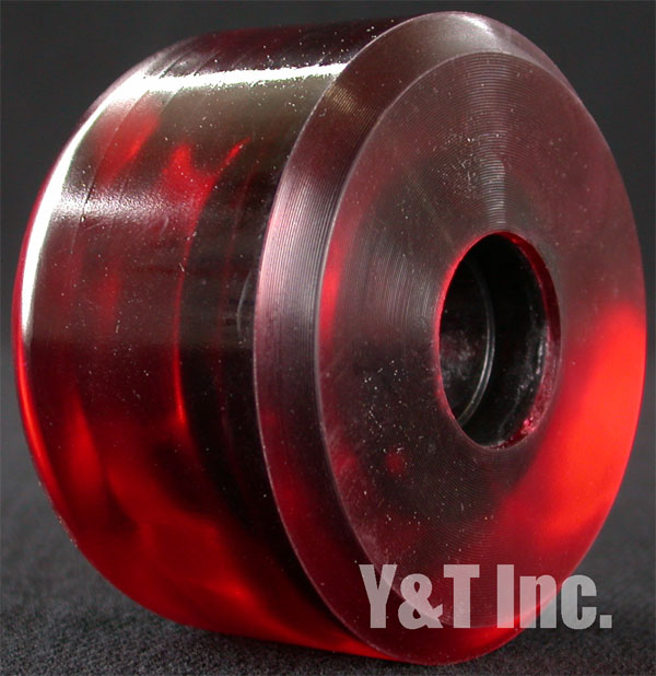 GRAVITY DRIFTER 70mm 74a CLEAR RED 1
