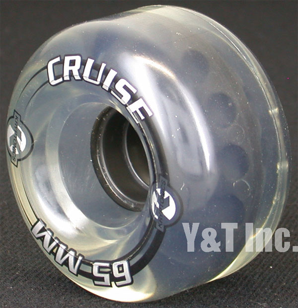 KRYPTONICS CRUISE 65mm 80a CLEAR 1