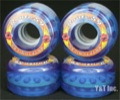 KRYPTONICS ROUTE 59mm CLEAR BLUE