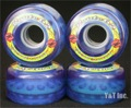 KRYPTONICS ROUTE 62mm CLEAR BLUE