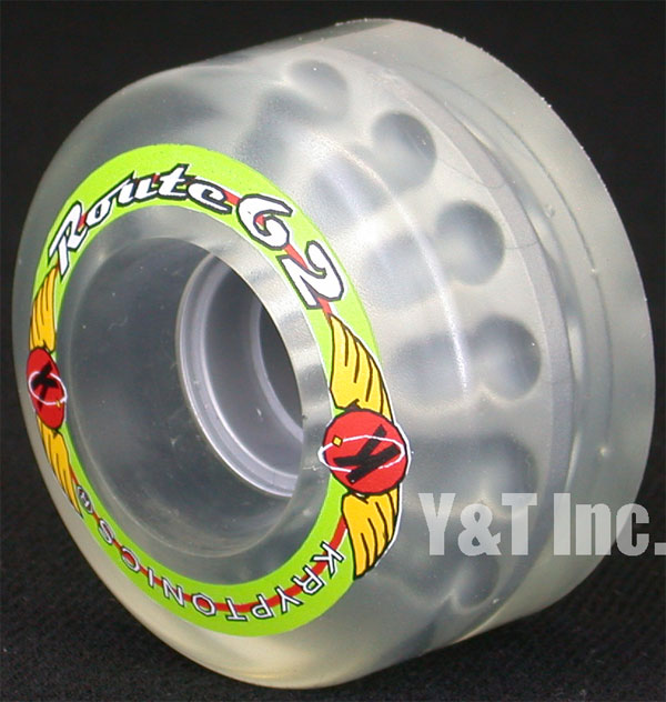 KRYPTONICS ROUTE 62mm CLEAR 1
