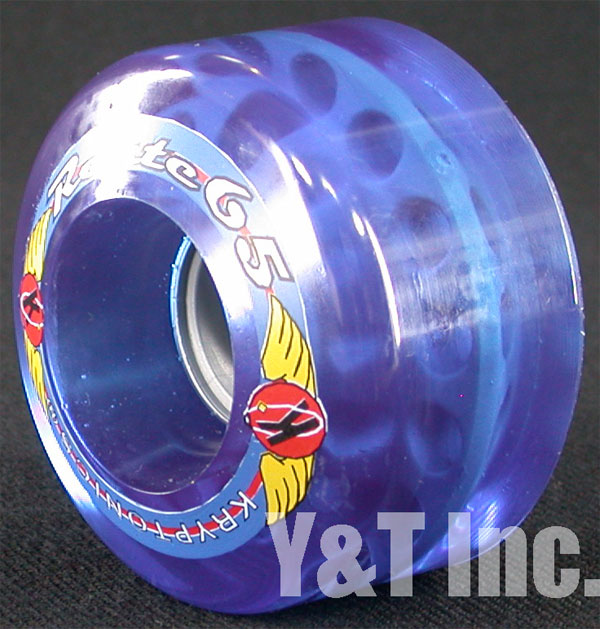 KRYPTONICS ROUTE 65mm CLEAR BLUE 1