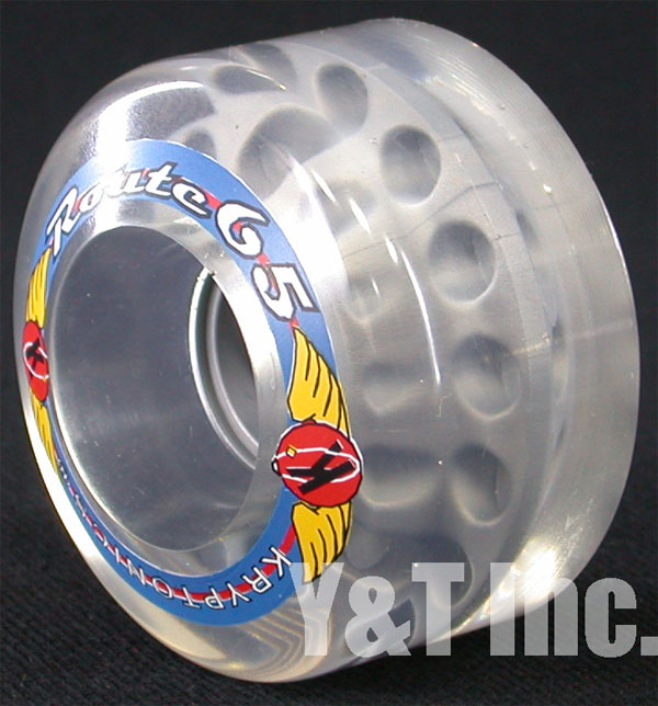 KRYPTONICS ROUTE 65mm CLEAR 1