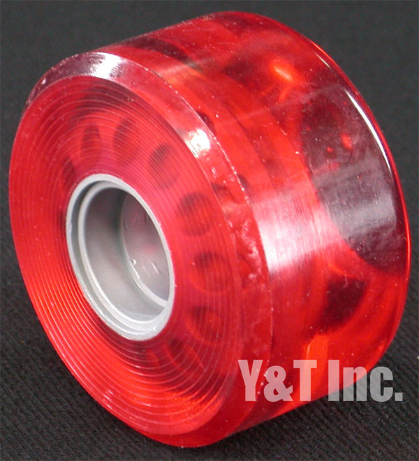 KRYPTONICS ROUTE 65mm CLEAR RED 1