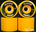 LANDYACHTZ HAWGS MONSTER 76mm 82a