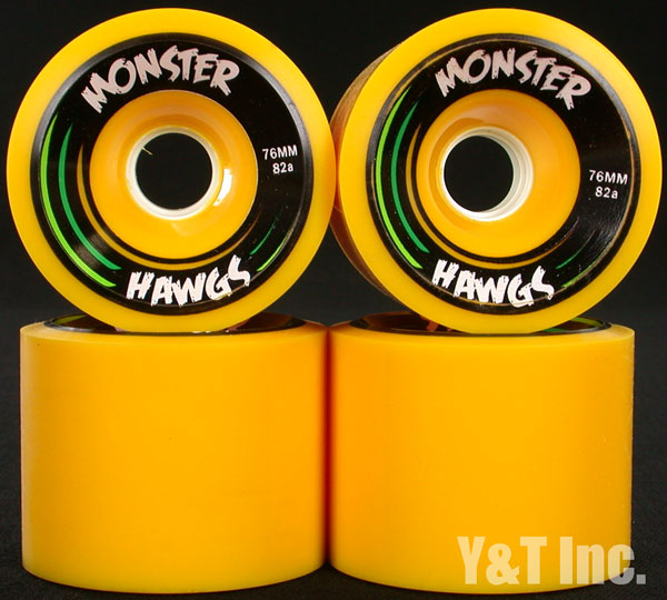 LANDYACHTZ HAWGS MONSTER 76mm 82a 1