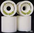 LANDYACHTZ BIGGIE HAWGS 70mm 80a White